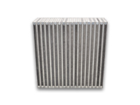 Vertical Flow Intercooler Cores